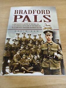 Book BRADFORD PALS BY DAVID RAW