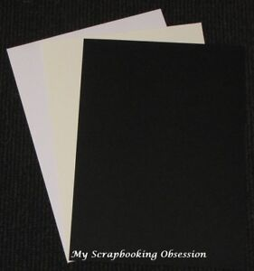 Prisma Favini 'A4 CARDSTOCK' 220gms (Choose from 3) 2 for $1.25 Card Making