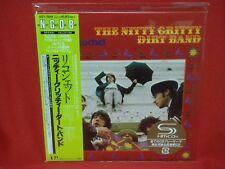 THE NITTY GRITTY DIRT BAND Ricochet JAPAN Mini LP SHM CD 1967 2nd N.G.D.B.
