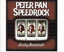 CD PETER PAN SPEEDROCKlucky bastardsHOLLAND 2003 EX- (A5074)