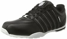 K-Swiss Men's Arvee 1.5 Low-Top Trainers Sneakers - Size UK 10 - Black/White