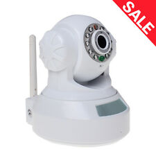 Wireless Wired IP Camera Network Security WiFi Webcam Night Vision Two Way Audio