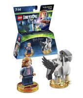 Hermione Granger Character Buckbeak Vehicle Fun Pack 71348 For Lego Dimensions