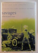 Savages (DVD, 2004, The Merchant Ivory Collection) - FACTORY SEALED