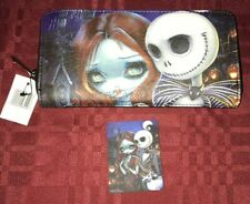 Disney Park The Nightmare Before Christmas Wallet Magnet Jasmine Becket-Griffith