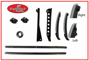 Engine Timing Chain Kit/Set ENGINETECH For FORD LINCOLN