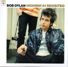 CD Bob DYLANHighway 61 Revisited 1965 - MINI LP REPLICA CARD BOARD SLEEVE