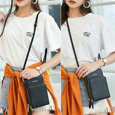 Leisure Women Small Cross-body Cell Phone Case Shoulder Bag Pouch Handbag Wallet