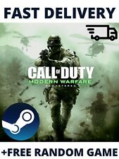 Call of Duty 4 Modern Warfare GLOBAL STEAM KEY + FREE GAME (FAST DELIVERY)