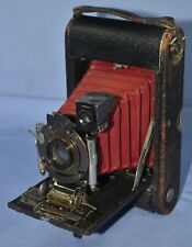 VINTAGE ANTIQUE KODAK USA NO.3 FOLDING POCKET CAMERA