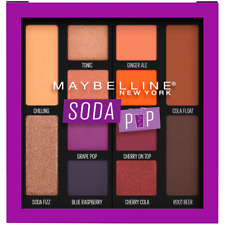 Lot of 25, Maybelline Eyeshadow Palettes 110 Soda Pop