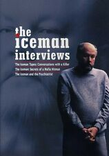 Iceman Interviews (2012, REGION 0 DVD New) DVD-R