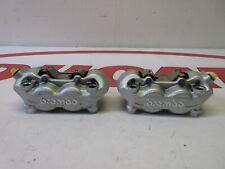 Ducati Brembo front brake calipers & pads 100MM Multistrada 1200 superbike 848