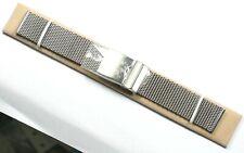 20MM SHARK MESH STEEL WATCH BRACELET DARLENA VOGUE 9946 2.5MM THICK RRP £65