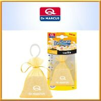 2x Dr.Marcus Hanging Fresh Bag Car Air Freshener Perfume Vanilla