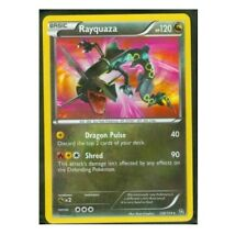 SHINY SHINING RAYQUAZA 128/124 Ultra Rare Secret Star Holo Foil Pokemon Card