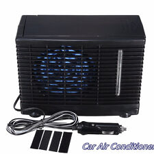 12V 35W Vehicle/Home 2Speed Cooler Cooling Fan Evaporative Air Conditioner Black