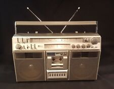 Vintage AIWA Radio Stereo 990 Boombox Model TPR-990H Ghettoblaster Works Read