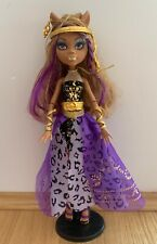 Monster High 13 Wishes - Clawdeen Wolf Doll.