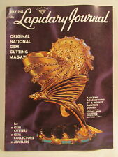 Lapidary Journal Magazine 1965 May Amazing Goldsmithing