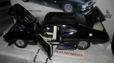 1.18 CLASSIC CARLECTABLES FORD FALCON  XA RP083 COUPE ONYX BLACK 18222 OLD STOCK