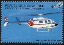 BELL Model 206 (Long Ranger) Multipurpose Utility Helicopter Aircraft Stamp
