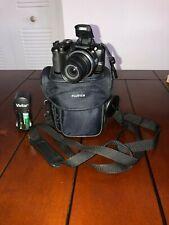 Fujifilm FinePix S Series S8600 16.0MP Digital Camera - Black