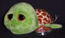TY BEANIE BOOS BOO'S - ZIPPY the TURTLE - MINT with MINT TAG