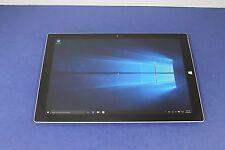 Microsoft Surface Pro 3 - 12in. 128GB, i5, 4GB (MQ2-00001) SMALL PROBLEM, Works!
