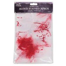 Impreso Sangriento Delantal asesinato Halloween Hornear Cocina Novedad Regalo sangre manchada