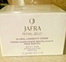 Jafra Royal Jelly Global Longevity Creme With Royal Active Peptide1.7oz/NIB!!!