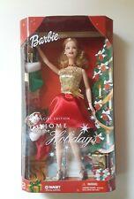Home for the Holidays Target Special edition 2001 Barbie Doll  52834 Mattel New