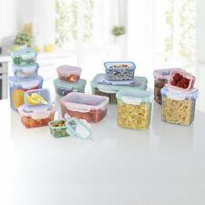 Boîtes de conservation des aliments GOURMETmaxx Klick-it 30 pièces (15 boites)