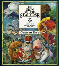 Sign of the Seahorse by Graeme Base: Used