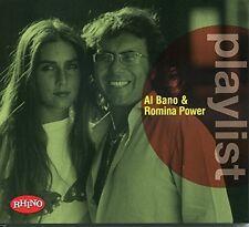 Al Bano / Romina Pow - Playlist: Al Bano & Romina Power [New CD] Italy - Import