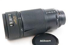 Nikon AF Nikkor 80-200mm f/2.8 ED Lens