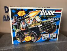 Vintage Hasbro GI Joe Rhino G.P.V. Jeep Vehicle 1993 New in Sealed Box