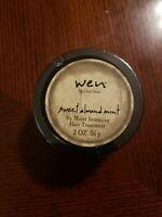 Wen Chaz Dean Sweet Almond Mint  Re Moist Intensive Hair Treatment 2oz New