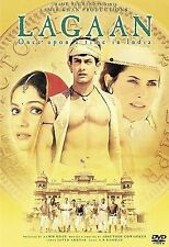 Lagaan - Once Upon a Time in India, Good DVD, Aamir Khan, Gracy Singh, Rachel Sh