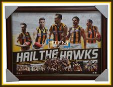 Hawthorn Hawks Signed AFL & Australian Rules Football Memorabilia
