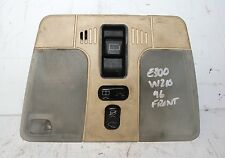 MERCEDES BENZ E300D 1996 W210 OM606.912 INTERIOR LIGHT AND SUNROOF SWITCH