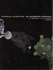 Financial Accounting: An Integrated Approach by Ken Trotman, Michael Gibbins (P…