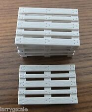 Pallet Miniatures 10 Pack for your Model Train Freight Operation