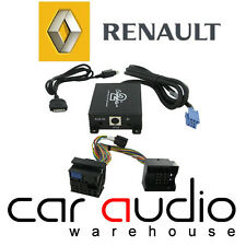 Connects2 ctarnipod005.3 RENAULT CLIO 09 & GT Voiture Adaptateur d'interface iPod iPhone