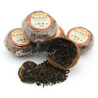 100g Gold Horse 8685 orange peel ChenPi puer Puerh Stuffed Tagerine Tea Ripe