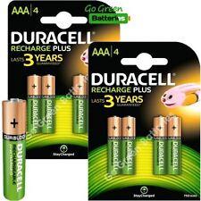 Piles rechargeables NiMH pour équipement audio et vidéo AAA