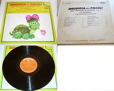 "Discoteca dei piccoli Vol. 3 (1975)  LP 33 GIRI 12"" Penny REL-ST19289"