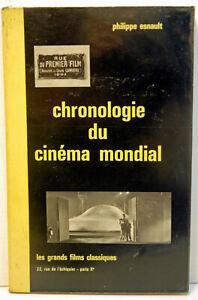 CHRONOLOGIE DU CINEMA MONDIAL -les grands films classiques -1963  - TBE - RARE