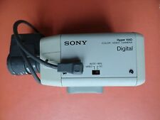SONY SSC-DC10P Hyper HAD Digital Video Camera CCTV Security Surveillance Japan