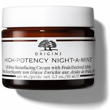 Origins High-Potency Night-a-Mins Resurfacing Cream with Fruit-Derived Ahas Nwob